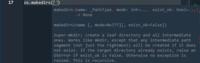 プログラミングの関数説明を日本語でしてくれる開発環境?が知りたい。初心者です。 Anaconda3 2020.11(python 3.8.5 64-bit) spyder 4.1.5 プログラミングしています。  関数の説明が英語表記なんですが、これが日本語で表記されてほしいです。 そういう開発環境って作れるのでしょうか。Anacondaで無くてもいいので、もっと便利にしたいです。 知ってい...
