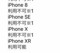 iPhoneXRは現時点での、ahamoのプランで5Gに対応しているのでしょうか?