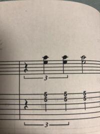 この3と隣同士の線は 何ですか?