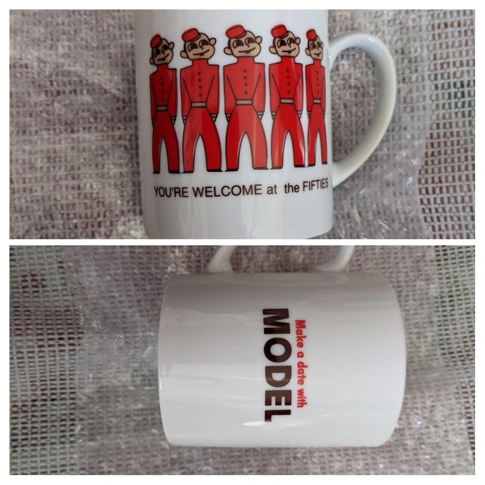 10年以上前のマグカップです。詳細を教えてください。