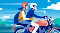 バイクのノーマルサスは二人乗りを想定してセッティングされているとドヤ顔で説明する人がいますが。 ・・・・・・・・・・・・・・ よく分からないのですが。 ノーマルサスて一人乗りのときより二人乗りのときの...