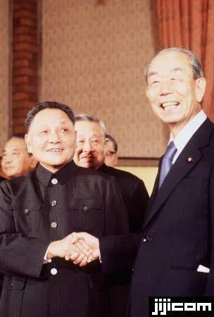 左の人の名前教えてください! 日中国交正常化 中国
