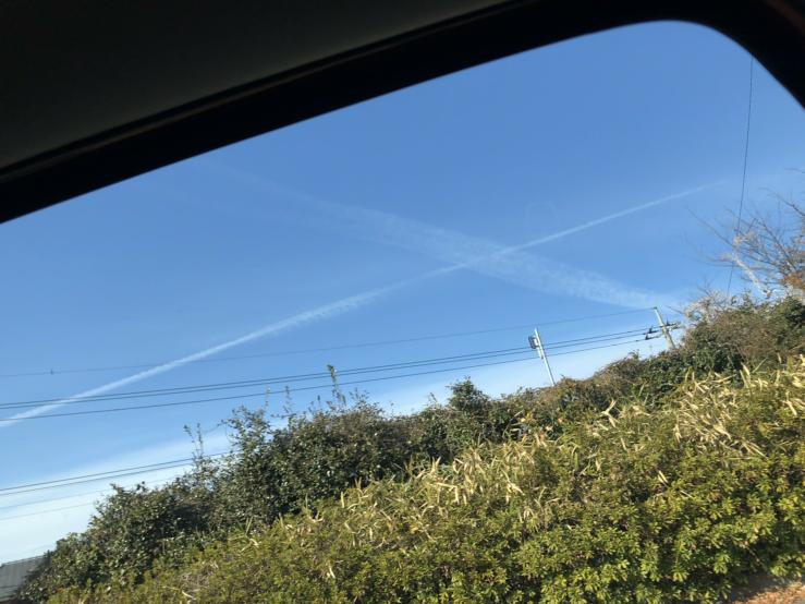 この雲の現象はなんでしょうか?