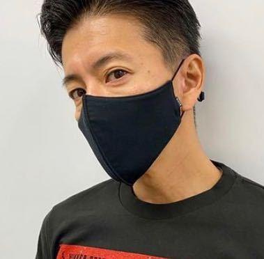 木村拓哉のインスタに載っていたんですが、このマスクが欲しいです。このマスクの名前とか値段とかどこで買えるかなどの詳細を教えて欲しいです。