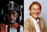 ディズニー映画劇場公開版『スター・ウォーズ/新たなる希望・帝国の逆襲』に出てくる俳優、 ウェッジ・アンティリーズ役〈デニス・ローソン〉の声は千葉繁さんですか。