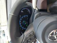 ヤリスクロスを今日納車してもらい、走ってみたのですが、燃費が平均6.7キロとなってます。ハイブリッドなのに燃費が悪すぎなのですが、走り始めだからですか?