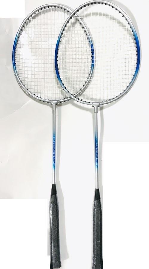 バドミントン ラケット HI- TEMPERED STEEL SHAFTは有名なラケットメーカーでしょうか?