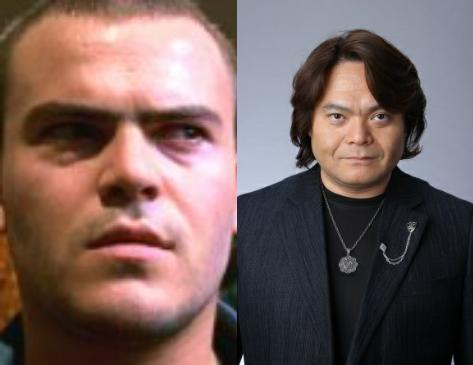 ワーナー映画ソフト版『ネバーエンディング・ストーリー3』に出てくる俳優、スリップ役〈ジャック・ブラック〉の声は梁田清之さんですか。