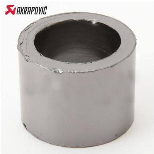 YZF-r25のAKRAPOVICスリップオンマフラーについてです。 スリップオンマフラーのガスケットを交換したくて探しているのですが、見つかりません。 AKRAPOVICのジョイントガスケット...