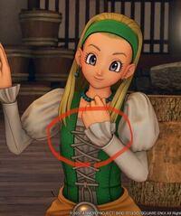 ドラクエ11のセーニャの胸がせめてエマくらいあったら最高ですか? それともセーニャは貧乳だからこそ萌えるのですか?