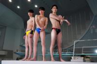 来月から始まるドラマDIVE、水泳の飛び込みがテーマとのことですが、ブーメラン水着の男子がテレビに映ることで、スパッツ中心の水着もブーメラン(ビキニ)タイプに回帰しそうだと思いませんか?