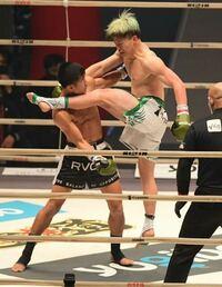 キックボクシング史上最強の那須川天心が最盛期の頃に極真空手全日本選手権大会、世界大会に出場していたら結果はどうなっていましたか?