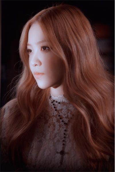 この女の子誰か分かりますか?韓国アイドルだと思います もしかしてred velvetのイェリちゃんですか?