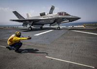 尖閣諸島にF35搭載の空母を出した方がいいんじゃないでしょうか。