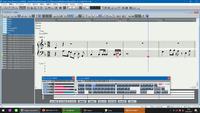 Singer Song Weiter Lite10の試用版を使っています スコアエディタと言うのを使って16分音符8分音符16分音符と入力しようとすると なぜか16分音符16部休符8分音符16分音符と入力されてしまいます 16分音符の後ろには8分音符はかけないなんてルールがありましたっけ? 画像の8分音符の前の16部休符を消したいです どうすればいいでしょうか?