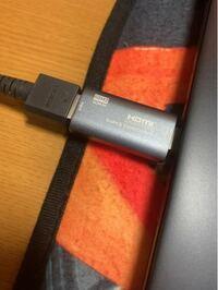 HDMIキャプチャーボードはこのように差しっぱなしでも問題は無いでしょうか?