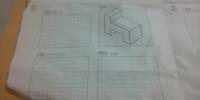 平面図と 正面図 側面図を教えてください。