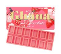 市販の板チョコは基本的に、ミルクチョコ、ブラックチョコ、ビターチョコ、ホワイトチョコ、そしていちごチョコ、とありますが、 なぜいちごチョコがあって、他の果物を使った板チョコは売っていないんですか?