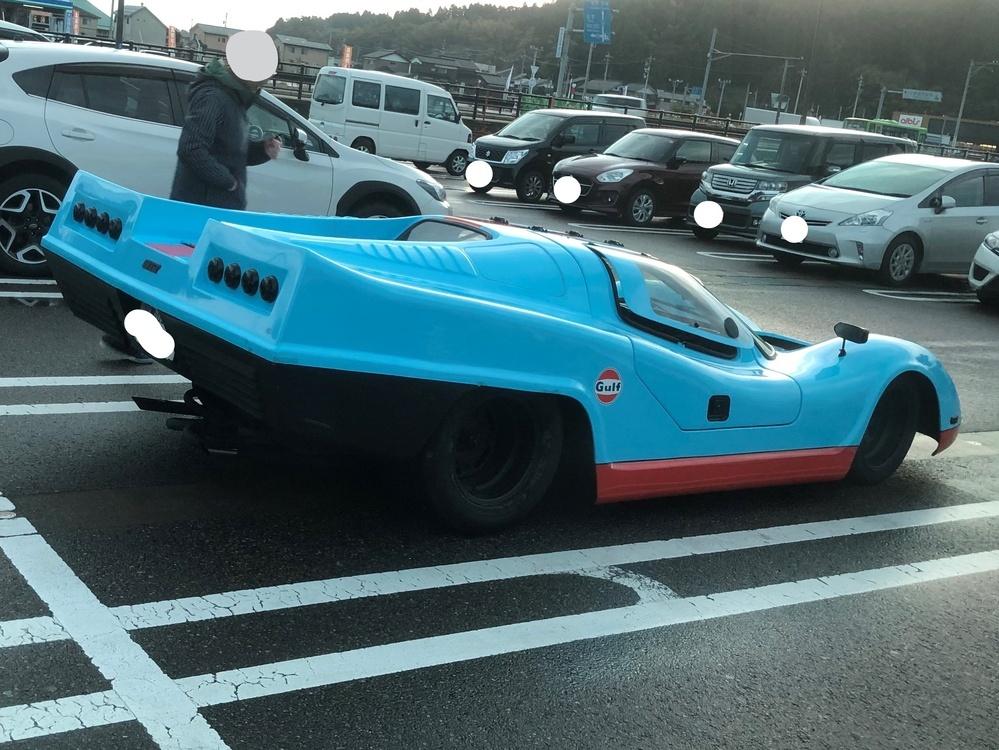 すみません だれか知っている方教えてください。 何年か前に富山県でこの車を目撃しました。 なんという車なのか、どうしてもわかりません。 メーカー、車種年式など お願いします。