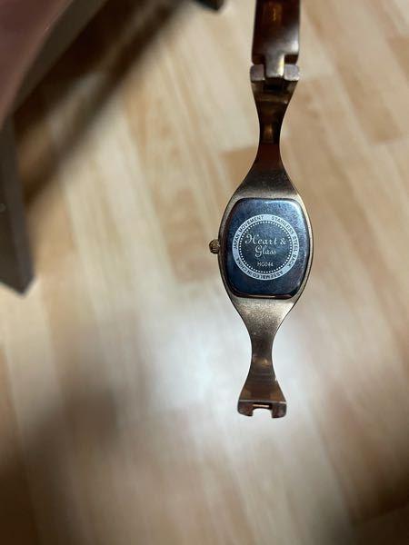 時計なのですがこのメーカー知ってる方いますか? なんと読めばよくて分からなくて