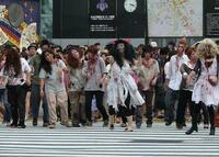 大喜利。ゾンビだらけの日本です。この日本でやっておきたいこと、行きたい場所は?