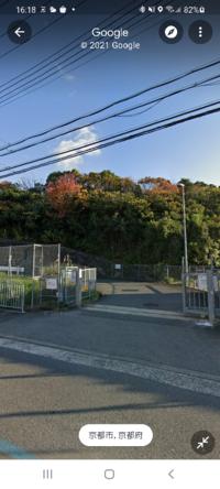 桂川PAへ徒歩で行けると聞きました。 こちらの門はずっと開いたままなんですか?