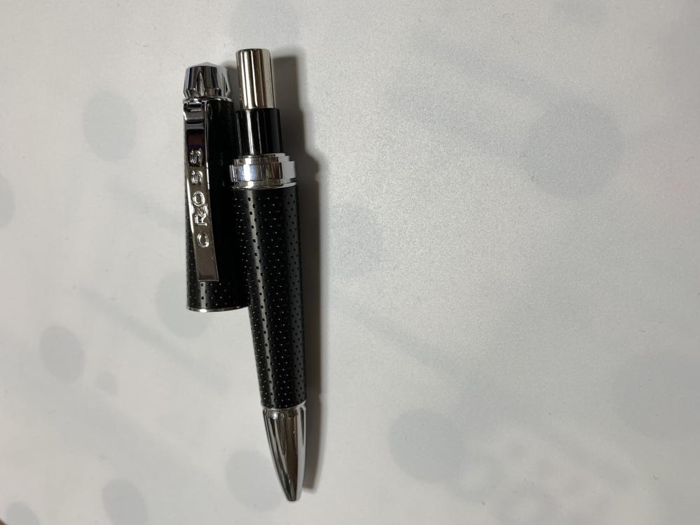 メルカリでCROSSのボールペンを購入しましたが、インクが入っていませんでした。 替え芯の品番がわかる方いたら教えてください!