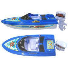 これは、早川玩具のボートですが、モーターはマブチですか?