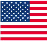 図はアメリカの星条旗ですが、星が54個有ります。 ワシントンDCが州に昇格するようなので、星を1個増やすだけで良いですが、1個増やすのでは、旗のデザインが悪くなるので、4個増やしました。  これによって、将...