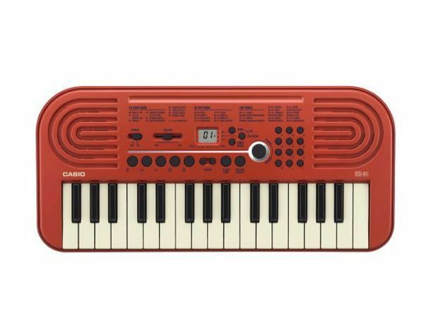 CASIOのUK-01はMacBookに繋いでGarageBandに音を入れることが出来ますか?