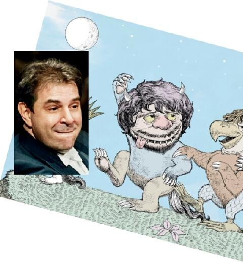 指揮者ダニエレ・ガッティと『怪獣たちのいるところ』 いかがですか かいじゅうたちのいるところ 2009年 公開の映画作品については「かいじゅうたちのいるところ (映画) 」を、怪獣酒場をモチ...
