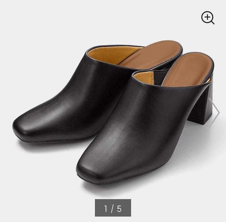 至急回答お願いします。 今日、私はサボミュール(下の画像)という靴を購入しました。明日履きたいのですがこの場合靴下は履くのでしょうか?コーディネートの写真などをみると裸足のように見えます。または...