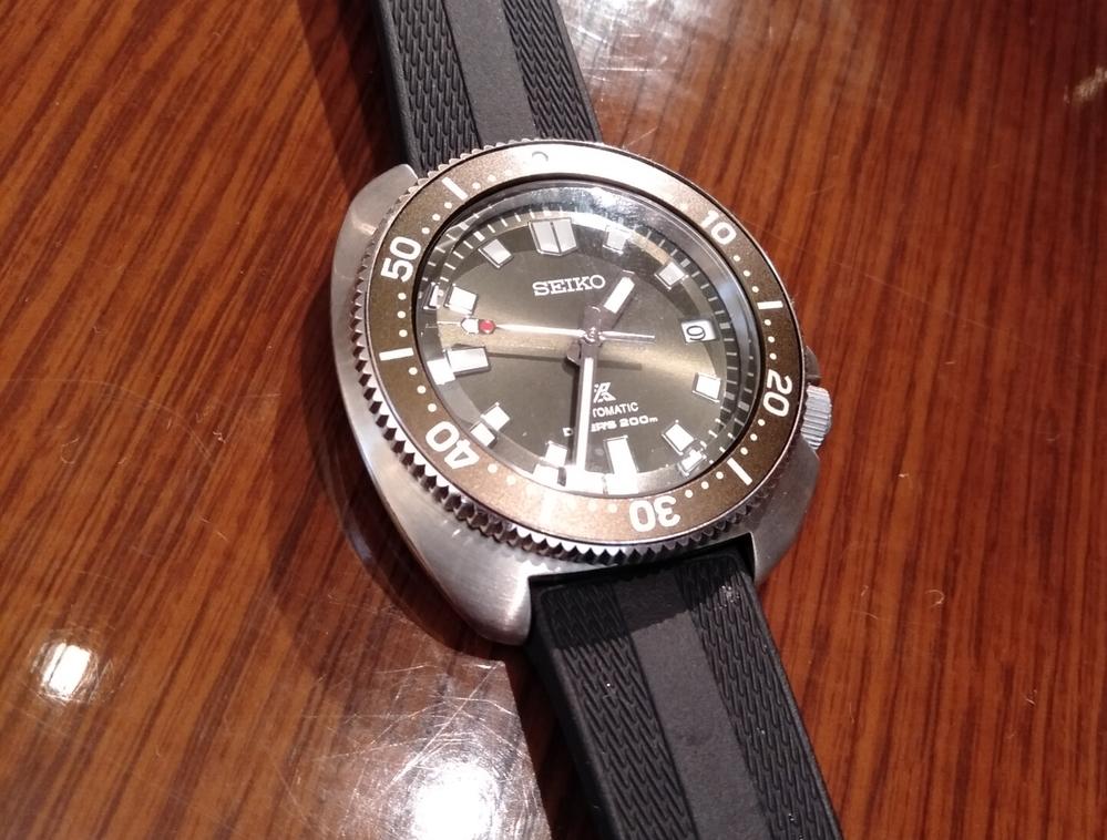 貴方の 今日の時計は何ですか?
