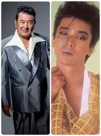 小林旭と郷ひろみ。 歌手、男性、日本人 以外で同じところはどこですか?
