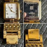 ジバンシーの時計を頂いたのですが本物かわかる方いますか?