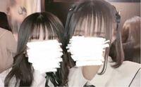 写真のような前髪はストレートアイロンをまっすぐに通しているだけでしょうか? アイロンで丸く?したりしているんですか?