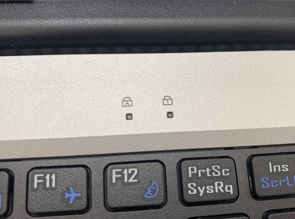 教えてください。 パソコンにあるバックの様なマークにAと1、これは何を表しているのですか? よろしくお願い致します。