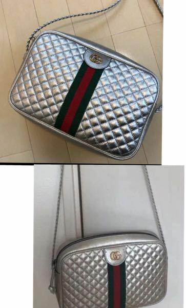GUCCIのシルバーのバッグって、カッコよく使えますか?それともオバさんみたいでしょうか? 普段はキレイめからトラッド・マニッシュなお洋服が多い30代です。