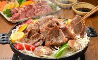 朝からジンギスカン鍋を食べられますか。