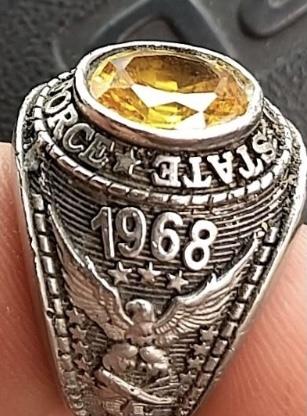 これ何の指輪かわかりますか?