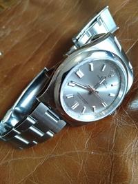 貴方にとって、 ジワジワ来る時計は?