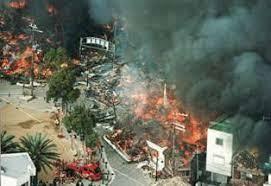 なぜ阪神大震災(5991)で長田や兵庫は火災がひどかったんですか?