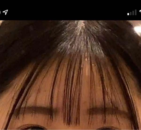 この眉毛は変ですか?濃いですか?