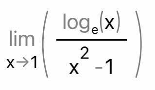 この問題の、ロピタルの定理を使わない解き方を教えてください