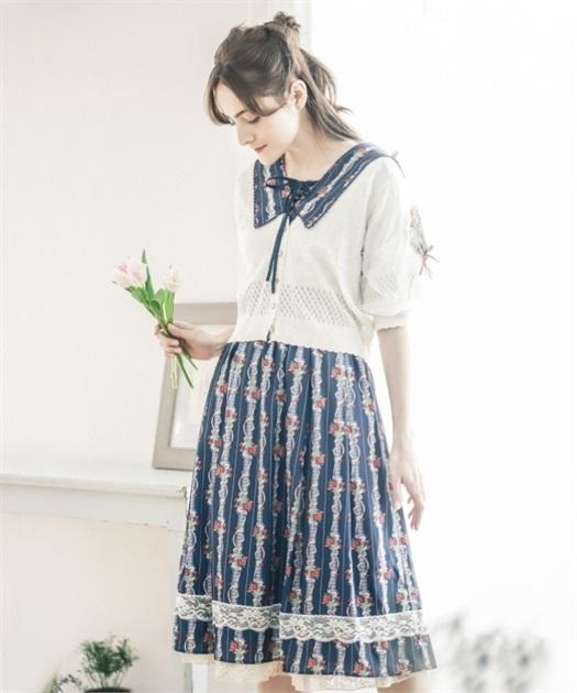 このファッション、可愛いですか? ロリータに入りますか? お礼25枚。