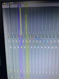 FL Studioの質問でミキサーのこの3と5を消したい時はどうすれば良いのでしょうか?