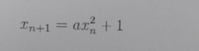 定数aと数列の初期値x0を引数として、xn+1とxnの差が十分小さくなるまでnを大きくすることで数列の極限を求めたいです。 与えるaとx0によっては収束しないので適切な値を用いる必要があります。 この問いの解き方を教えていただけませんか。