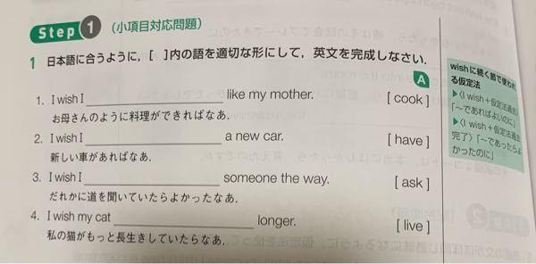 高校英語教えてください!