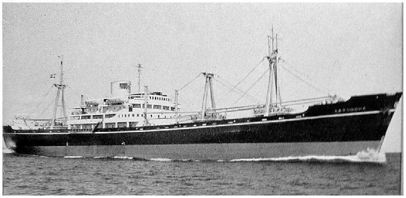 なぜ貨物船はクルーザースターン(巡洋艦のような船尾)なんですか?