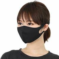 黒マスクの女性どう思いますか?
